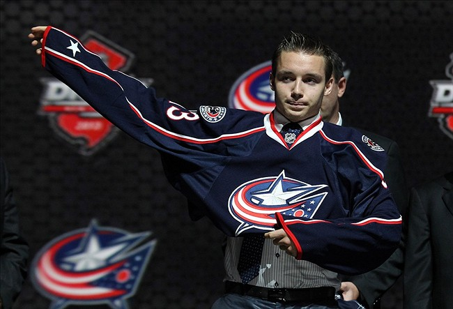 Ranking the Columbus Blue Jackets Jerseys
