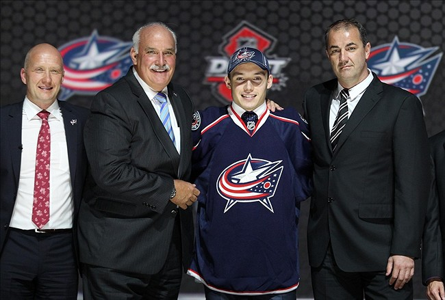 Ranking the Columbus Blue Jackets 2013 Draft Selections - Page 4