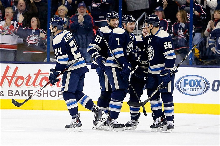 Grading the Columbus Blue Jackets Poll Results: January 2014