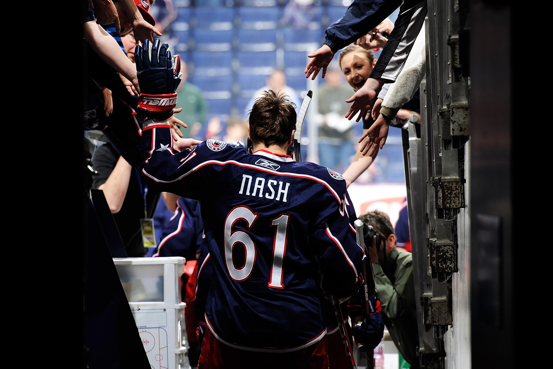 Columbus Blue Jackets Greatest Players: #1 Rick Nash