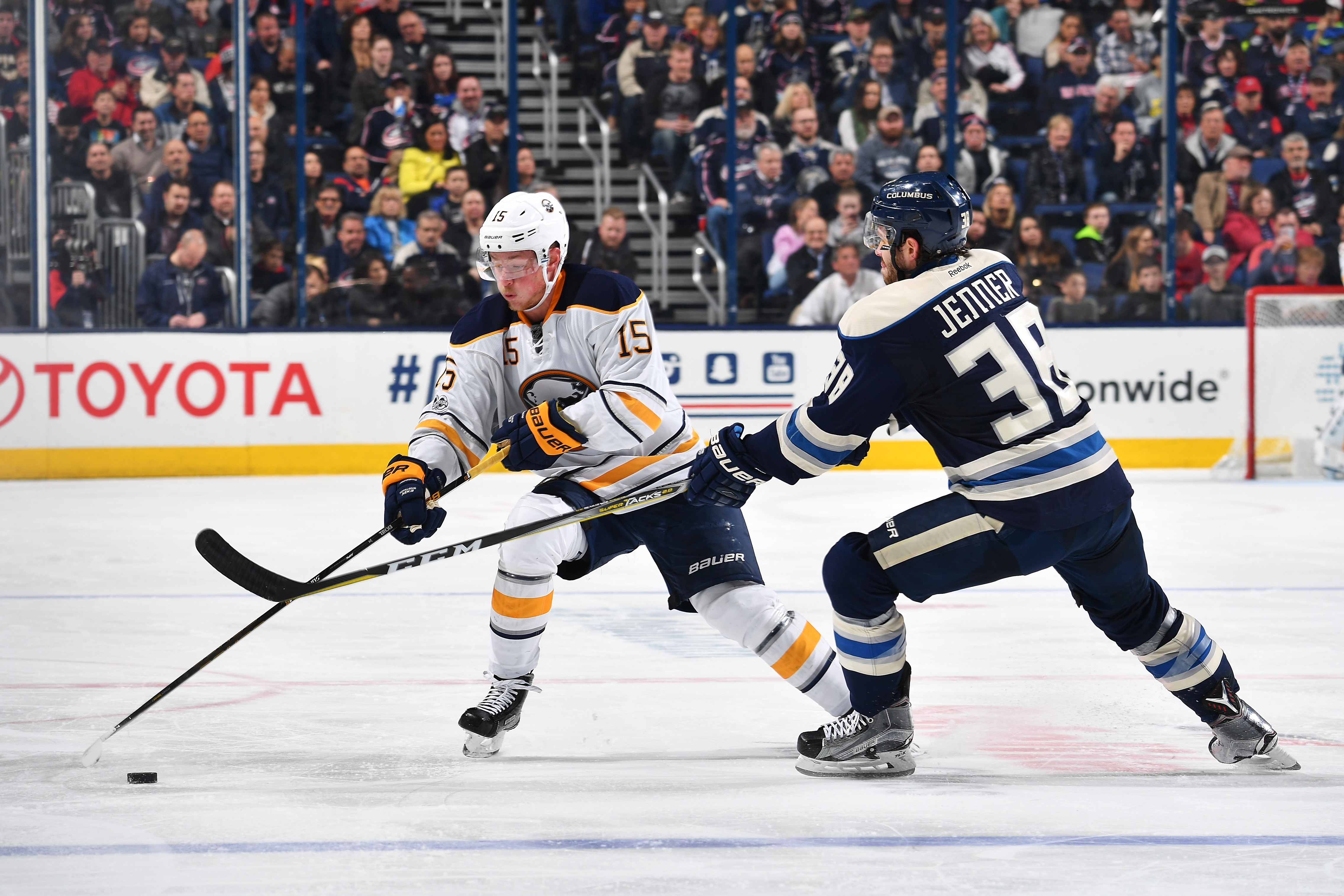 Columbus Blue Jackets vs Buffalo Sabres Game Preview