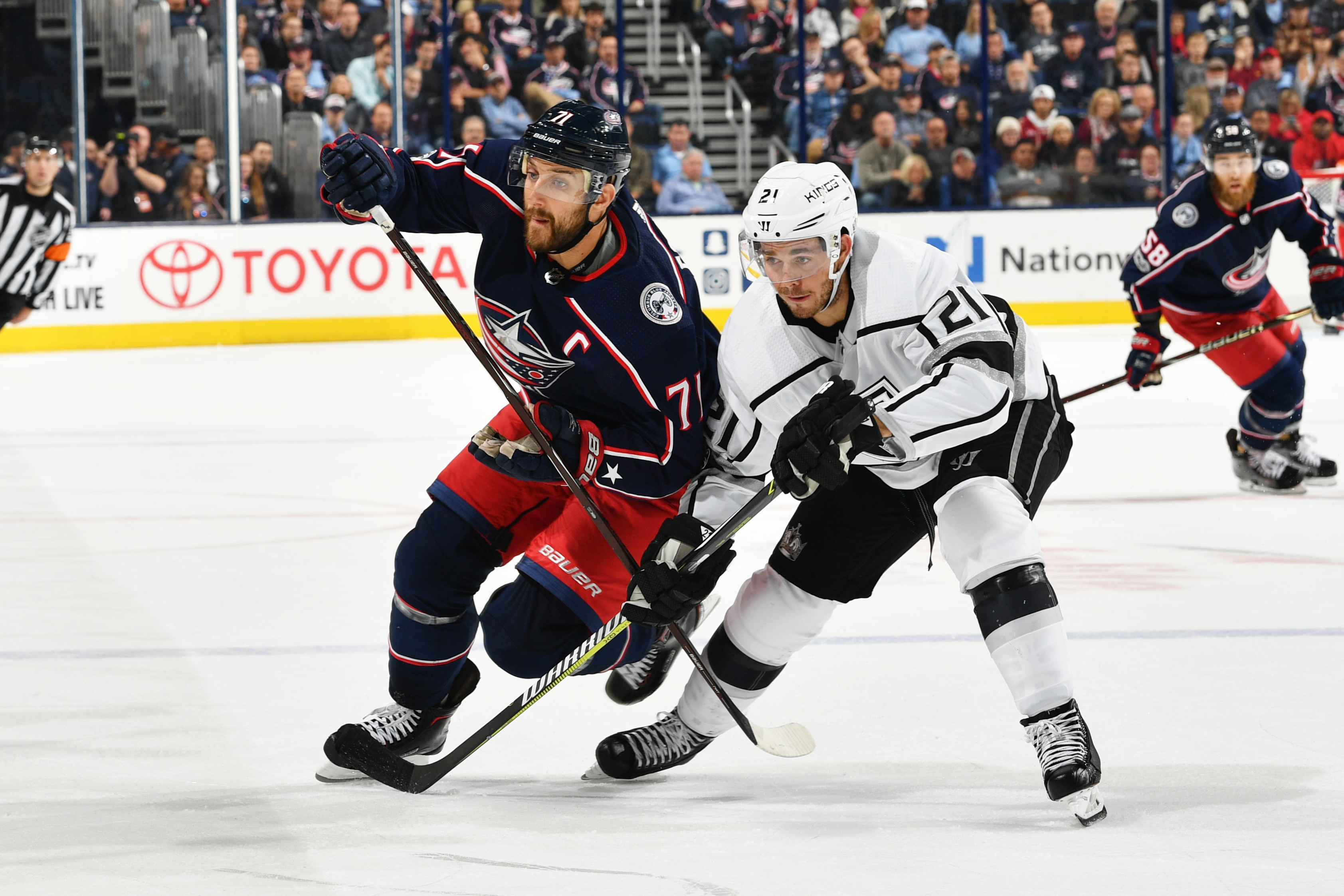 Columbus Blue Jackets vs. Kings: Players to watch, keys to victory ...